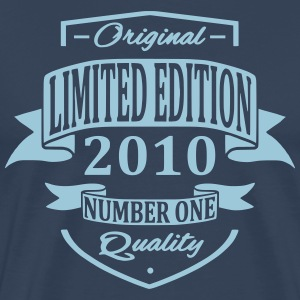 Limited Edition 2010 T-shirts - Mannen Premium T-shirt