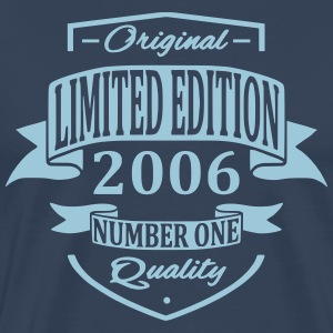 Limited Edition 2006 Tee shirts - T-shirt Premium Homme