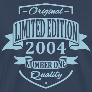 Limited Edition 2004 T-shirts - Herre premium T-shirt