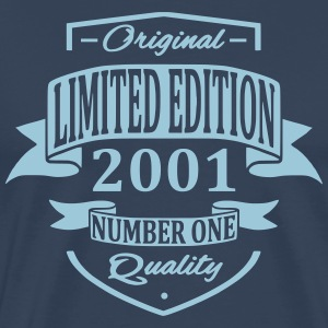 Limited Edition 2001 Tee shirts - T-shirt Premium Homme