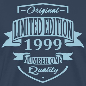 Limited Edition 1999 T-skjorter - Premium T-skjorte for menn