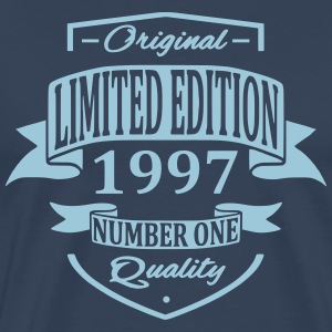 Limited Edition 1997 T-skjorter - Premium T-skjorte for menn