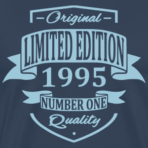 Limited Edition 1995 T-Shirts - Men's Premium T-Shirt
