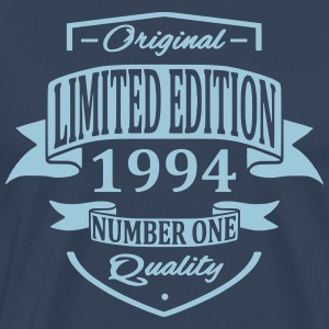 Limited Edition 1994 T-shirts - Herre premium T-shirt