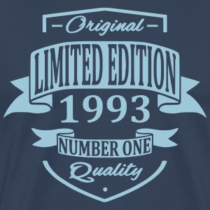 Limited Edition 1993 T-skjorter - Premium T-skjorte for menn