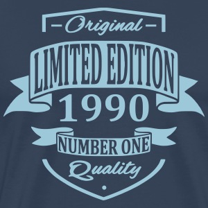 Limited Edition 1990 T-Shirts - Men's Premium T-Shirt