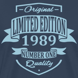 Limited Edition 1989 T-Shirts - Men's Premium T-Shirt