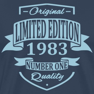 Limited Edition 1983 T-Shirts - Men's Premium T-Shirt