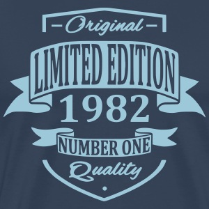 Limited Edition 1982 Tee shirts - T-shirt Premium Homme