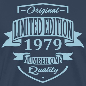 Limited Edition 1979 T-skjorter - Premium T-skjorte for menn