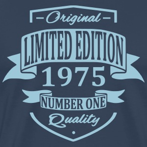 Limited Edition 1975 T-shirts - Premium-T-shirt herr