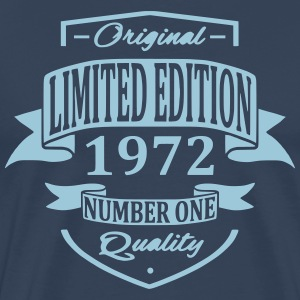 Limited Edition 1972 T-shirts - Premium-T-shirt herr