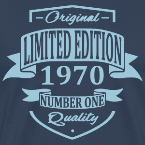 Limited Edition 1970 T-shirts - Mannen Premium T-shirt
