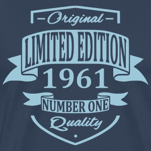 Limited Edition 1961 T-Shirts - Men's Premium T-Shirt