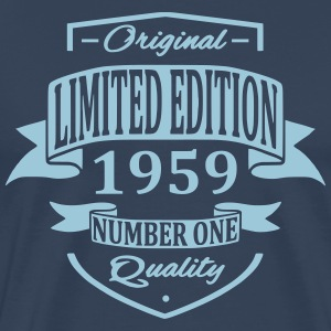 Limited Edition 1959 T-shirts - Mannen Premium T-shirt