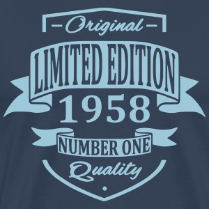 Limited Edition 1958 Tee shirts - T-shirt Premium Homme