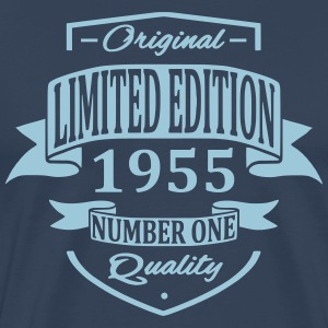 Limited Edition 1955 T-shirts - Mannen Premium T-shirt