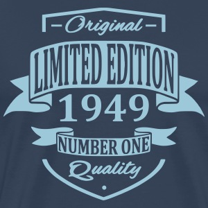 Limited Edition 1949 T-shirts - Herre premium T-shirt