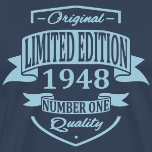 Limited Edition 1948 T-shirts - Mannen Premium T-shirt