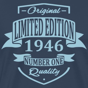 Limited Edition 1946 T-shirts - Mannen Premium T-shirt