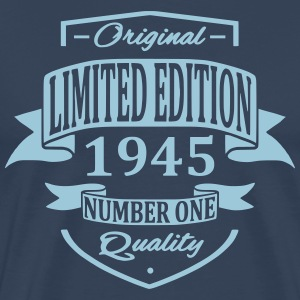 Limited Edition 1945 T-skjorter - Premium T-skjorte for menn