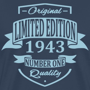 Limited Edition 1943 T-shirts - Mannen Premium T-shirt