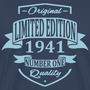 Limited Edition 1941 T-shirts - Herre premium T-shirt