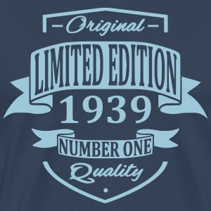 Limited Edition 1939 T-shirts - Herre premium T-shirt