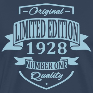 Limited Edition 1928 Tee shirts - T-shirt Premium Homme