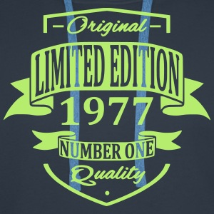 Limited Edition 1977 Sweat-shirts - Sweat-shirt à capuche Premium pour hommes