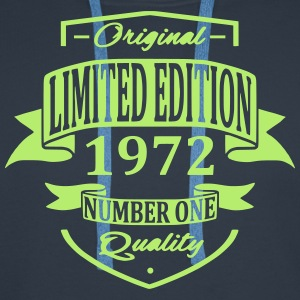 Limited Edition 1972 Hoodies & Sweatshirts - Men's Premium Hoodie