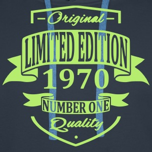 Limited Edition 1970 Sweat-shirts - Sweat-shirt à capuche Premium pour hommes