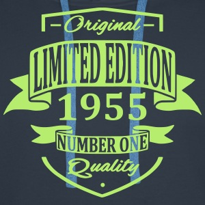 Limited Edition 1955 Sweat-shirts - Sweat-shirt à capuche Premium pour hommes