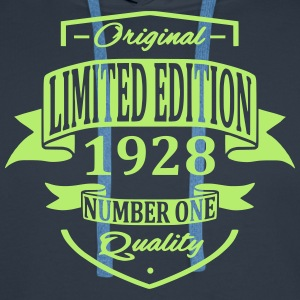 Limited Edition 1928 Sweat-shirts - Sweat-shirt à capuche Premium pour hommes