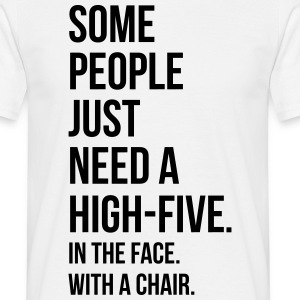 Need A High-Five  Tee shirts - T-shirt Homme