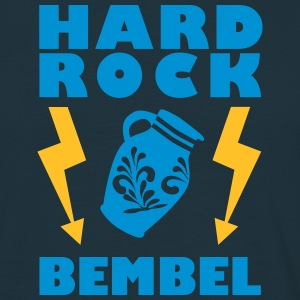 HARD ROCK BEMBEL - Männer T-Shirt