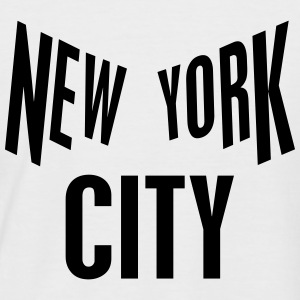 New York City Tee shirts - T-shirt baseball manches courtes Homme