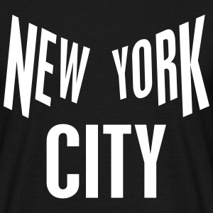 New York City Camisetas - Camiseta hombre