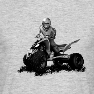 quad T-shirts - Mannen T-shirt