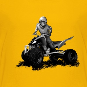 quad Shirts - Teenager Premium T-shirt