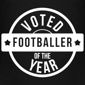 Voted Footballer of the year ! Shirts - Kids' Premium T-Shirt