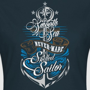 Skilled Sailor T-Shirts - Frauen T-Shirt