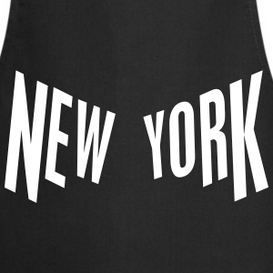 New York  Aprons - Cooking Apron