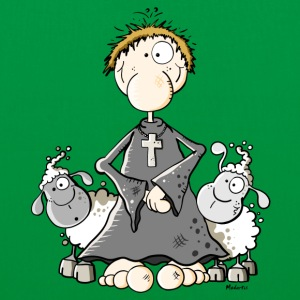 Pastor with sheep Bags & Backpacks - Tote Bag