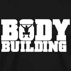 bodybuilding T-Shirts - Men's Premium T-Shirt
