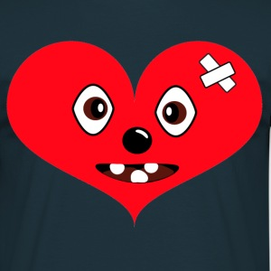 Bumpy Love - Men's T-Shirt