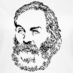 Walt Whitman T-Shirts - Women's T-Shirt