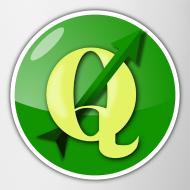 Design ~ Mug with QGIS logo