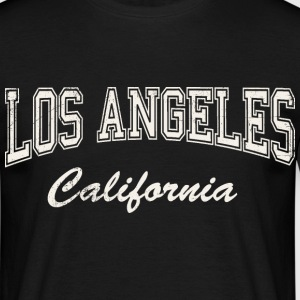 Los-Angeles-light-vintage T-Shirts - Männer T-Shirt