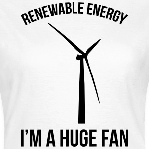 Renewable Energy T-Shirts - Women's T-Shirt